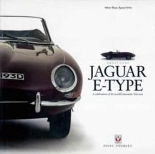 Jaguar E-Type : A Celebration of the World's Favourite '60s Icon, Hardback Book