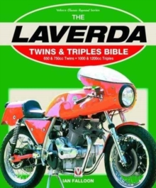 Laverda Twins & Triples Bible, Paperback Book