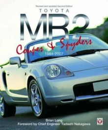 Toyota MR2 Coupe & Spyders, Paperback / softback Book