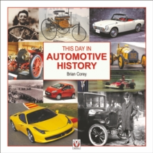 This Day in Automotive History, Hardback Book