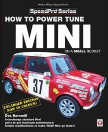 How to Power Tune Minis on a Small Budget, Paperback / softback Book