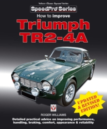 How to Improve Triumph TR2-4A, Paperback / softback Book
