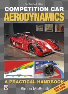 Competition Car Aerodynamics, Paperback Book