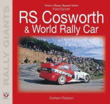 Ford Escort RS Cosworth & World Rally Car, Paperback Book