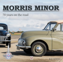 Morris Minor : 70 years on the road, Paperback / softback Book