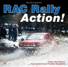 RAC Rally Action!, Paperback / softback Book