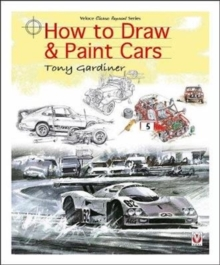 How to Draw & Paint Cars, Paperback Book