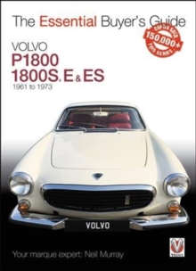 Volvo P1800/1800S, E & ES  1961 to 1973 : Essential Buyer's Guide, Paperback / softback Book