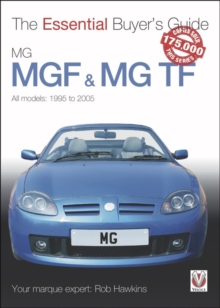 MGF & MG TF : The Essential Buyer's Guide, Paperback / softback Book