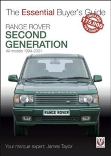 Range Rover : Second Generation 1994-2001, Paperback / softback Book
