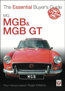 MGB & MGB GT : The Essential Buyer's Guide, Paperback / softback Book