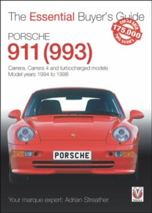 Porsche 911 (993) : Carrera, Carrera 4 and turbocharged models. Model years 1994 to 1998, Paperback / softback Book