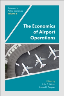 The Economics of Airport Operations, Hardback Book