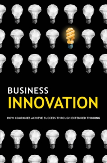 Business Innovation : How companies achieve success through extended thinking, Paperback / softback Book