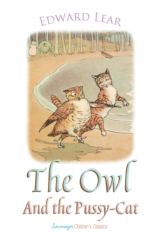 The Owl and the Pussy-Cat, Paperback / softback Book