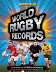 World Rugby Records, Hardback Book