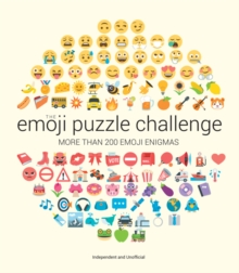 The Emoji Puzzle Challenge, Hardback Book