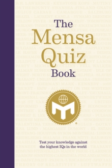 The Mensa Quiz Book, Paperback / softback Book