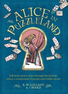 Alice in Puzzleland, Hardback Book