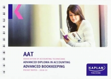 ADVANCED BOOKKEEPING - POCKET NOTES, Paperback / softback Book