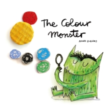 The Colour Monster, Board book Book
