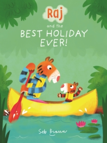 Raj and the Best Holiday Ever, Paperback / softback Book
