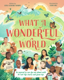 What a Wonderful World, Hardback Book