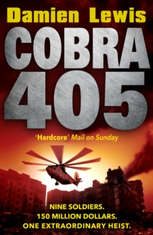 Cobra 405, Paperback / softback Book
