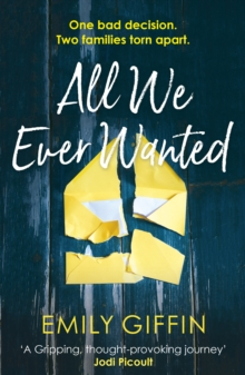 All We Ever Wanted, Paperback / softback Book