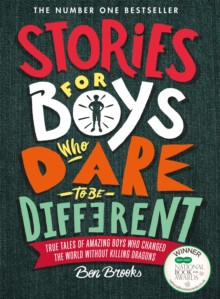 Stories for Boys Who Dare to be Different, Hardback Book