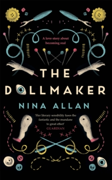 The Dollmaker, Hardback Book
