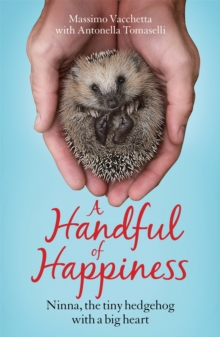 A Handful of Happiness : Ninna, the tiny hedgehog with a big heart, Paperback / softback Book