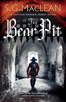 The Bear Pit : twisting historical thriller from the award-winning author of The Seeker, Hardback Book