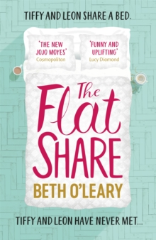 The Flatshare, Hardback Book