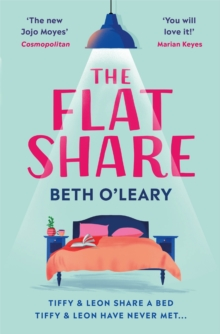The Flatshare, Paperback / softback Book