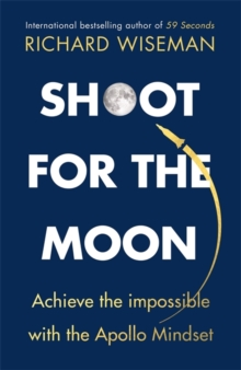 Shoot for the Moon, Hardback Book