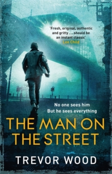 The Man on the Street, Hardback Book