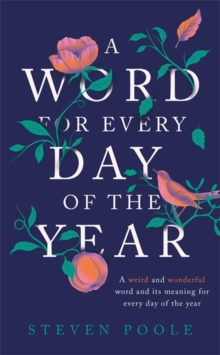 A Word for Every Day of the Year, Hardback Book
