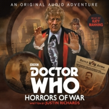 Doctor Who: Horrors of War : 3rd Doctor Audio Original, CD-Audio Book