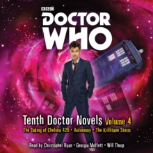 Doctor Who: Tenth Doctor Novels Volume 4 : 10th Doctor Novels, eAudiobook MP3 eaudioBook