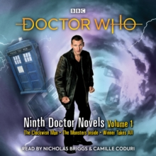 Doctor Who: Ninth Doctor Novels : 9th Doctor Novels, eAudiobook MP3 eaudioBook