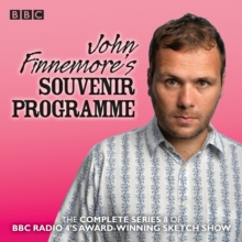 John Finnemore's Souvenir Programme: Series 8 : The BBC Radio 4 comedy sketch show, CD-Audio Book