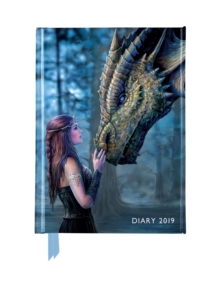 Anne Stokes: Once Upon a Time Pocket Diary 2019, Diary Book