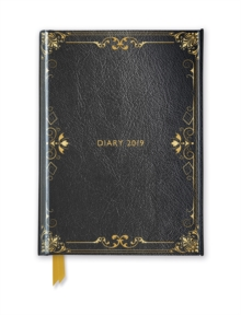 Classic Book Cover Pocket Diary 2019, Diary Book