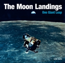 The Moon Landings : One Giant Leap, Hardback Book