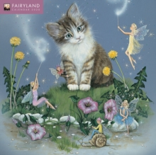 Fairyland Wall Calendar 2020 (Art Calendar), Calendar Book