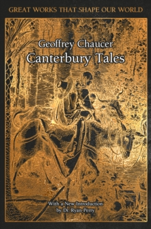 The Canterbury Tales, Hardback Book