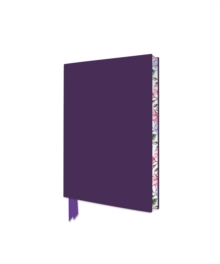 Purple Artisan Pocket Journal (Flame Tree Journals), Notebook / blank book Book