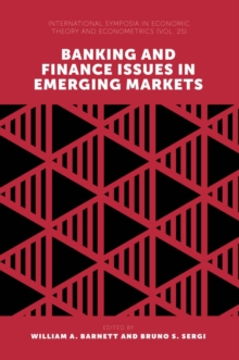 Banking and Finance Issues in Emerging Markets, Hardback Book