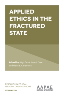 Applied Ethics in the Fractured State, Hardback Book